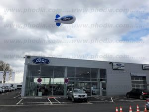 dirigeable ford douai 6m