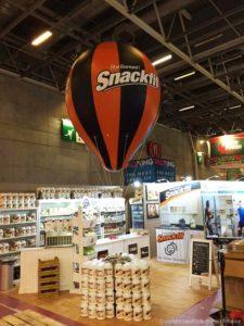 montgolfiere helium