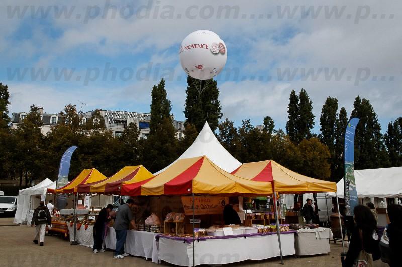 ballon region provence