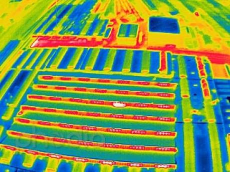 Thermographie infrarouge : la RATP
