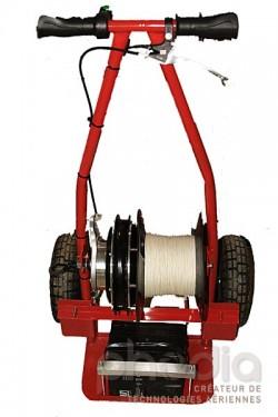 Treuil électrique tout-terrain